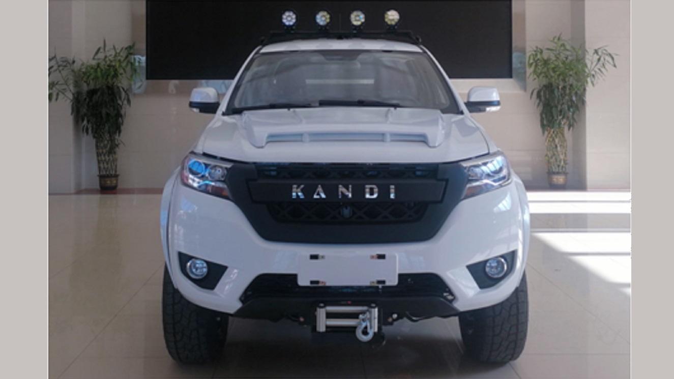 Прототип электрокроссовера Kandi K32