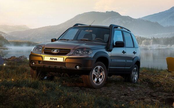Lada Niva Off-road второго поколения дорестайлинг