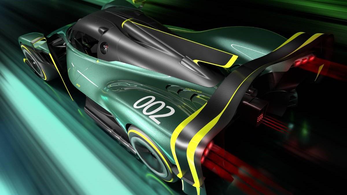 Valkyrie AMR Pro от Aston Martin