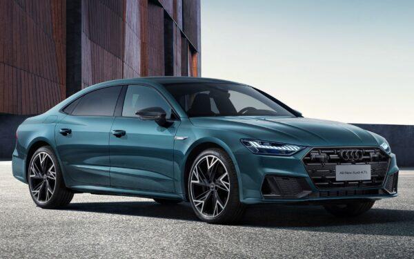 Audi A7L 55 TFSI quatro First Edition