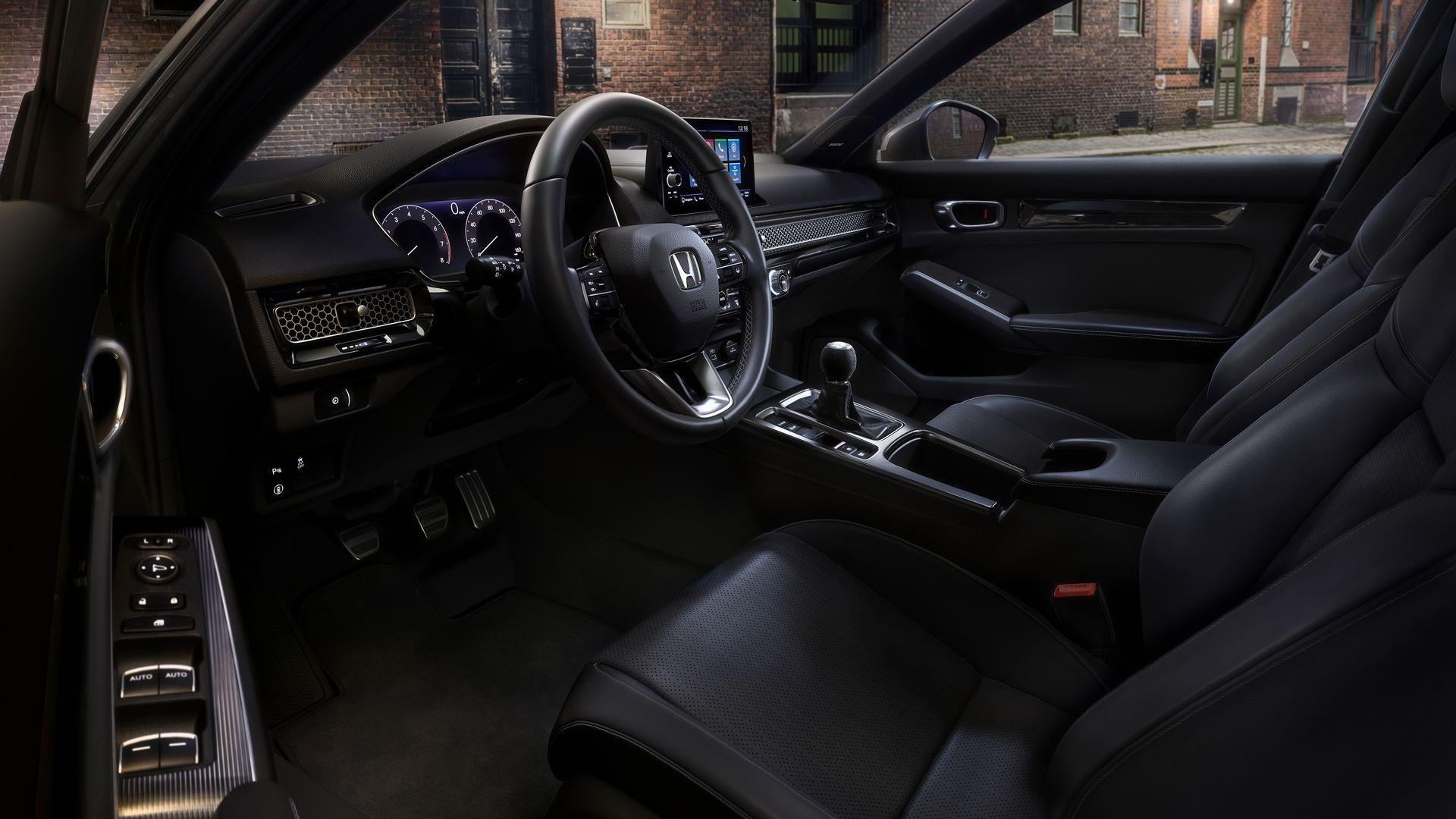 Honda Civic 11 поколения