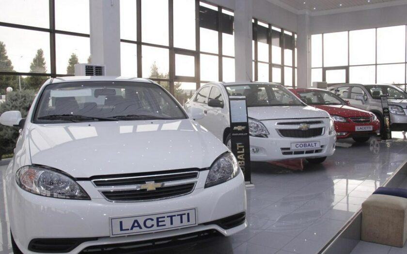 UzAuto Motors Chevrolet