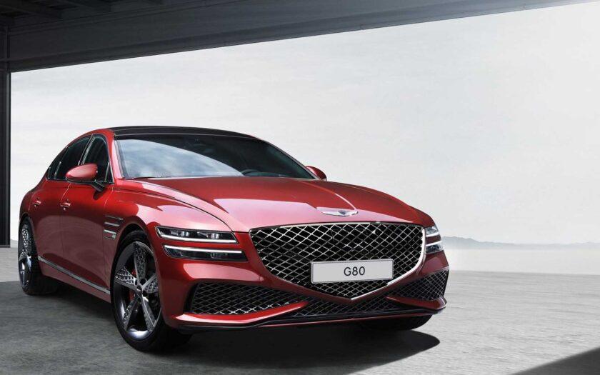 Hyundai 2022 Genesis G80 Sport