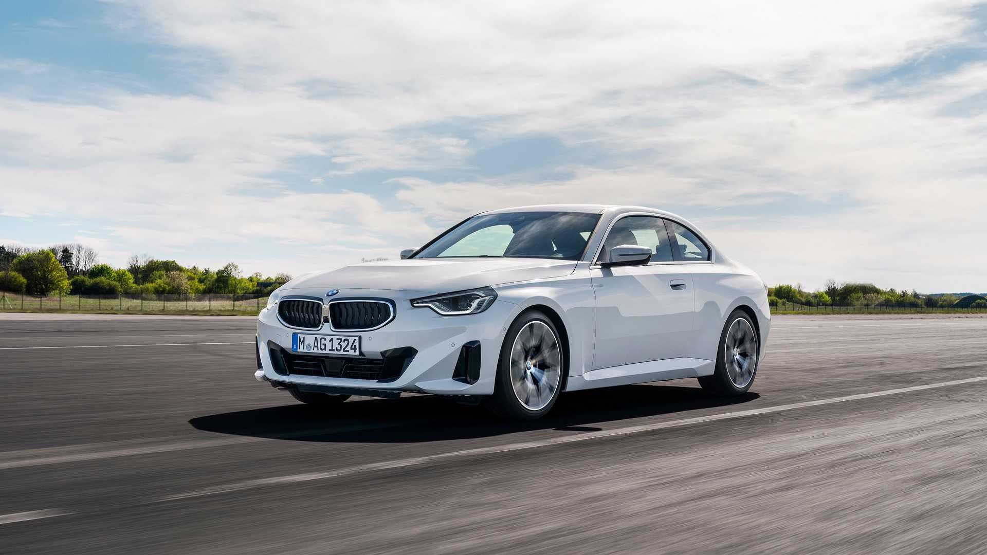 BMW 2 Series нового поколения