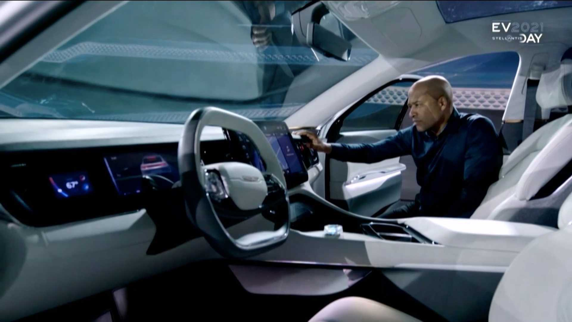 Chrysler Luxury EV Concept