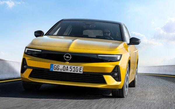 Opel Astra шестого поколения