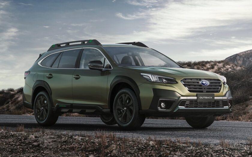 Subaru Outback шестого поколения