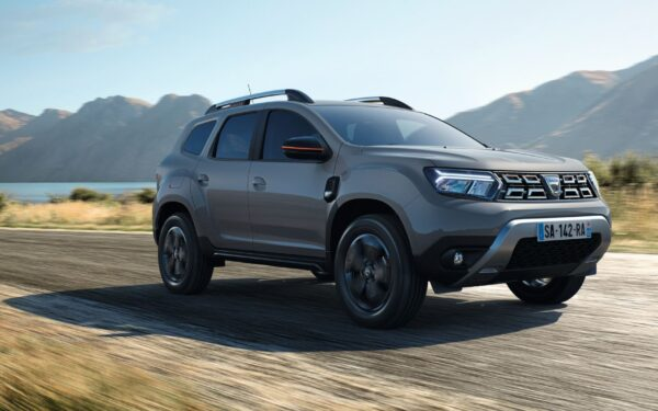 Duster Extreme Limited Edition