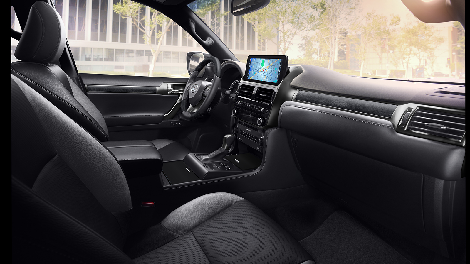 Lexus GX 460 Black Line Edition