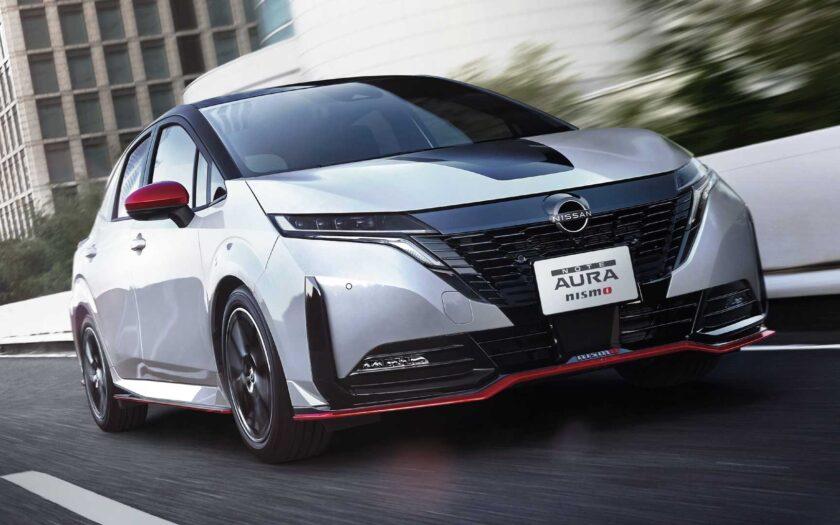 Nissan Note Aura Nismo