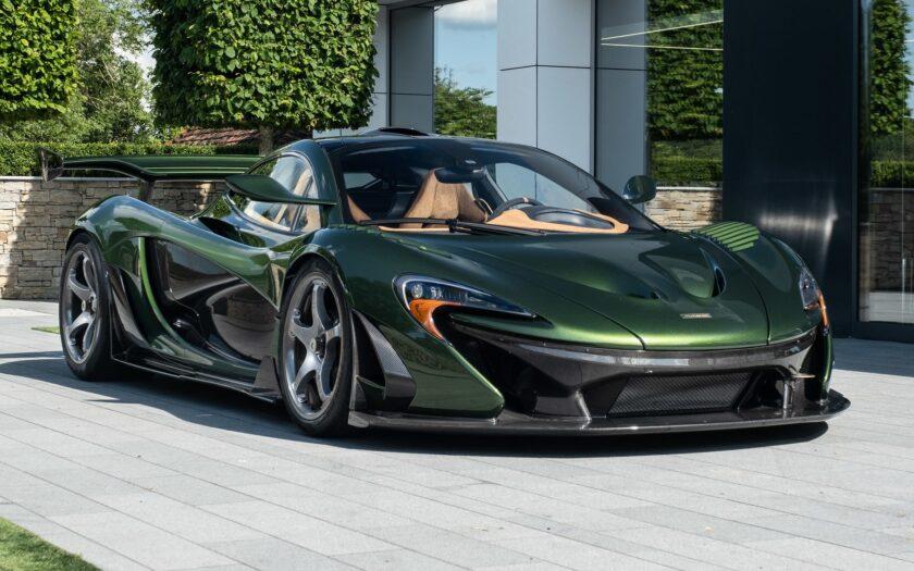 McLaren P1 HDK