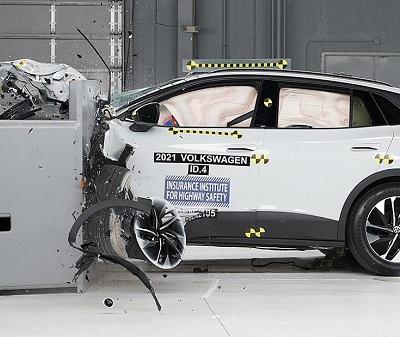 Volkswagen ID.4 краш-тест