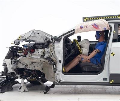 Volkswagen ID.4 краш-тест 11