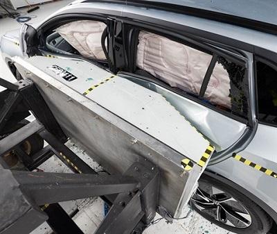Volkswagen ID.4 краш-тест 5