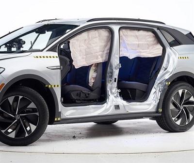 Volkswagen ID.4 краш-тест 2