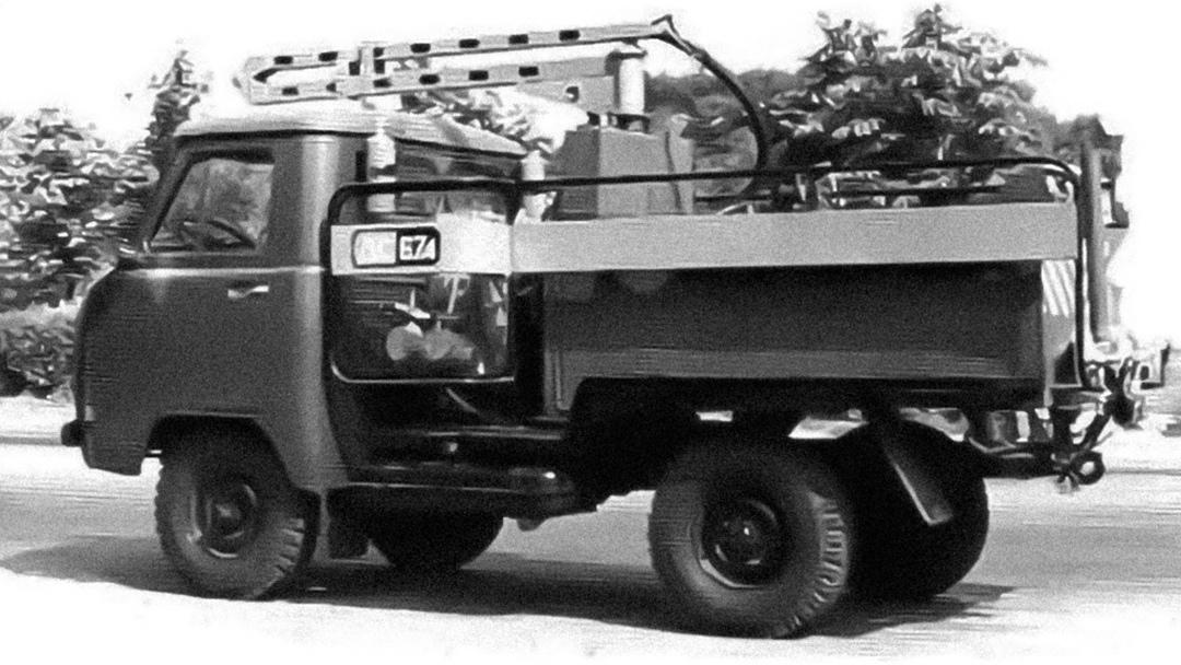 УАЗ ДС-67А