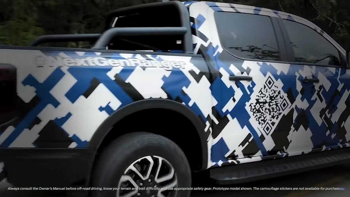 Ford Ranger 2022 3
