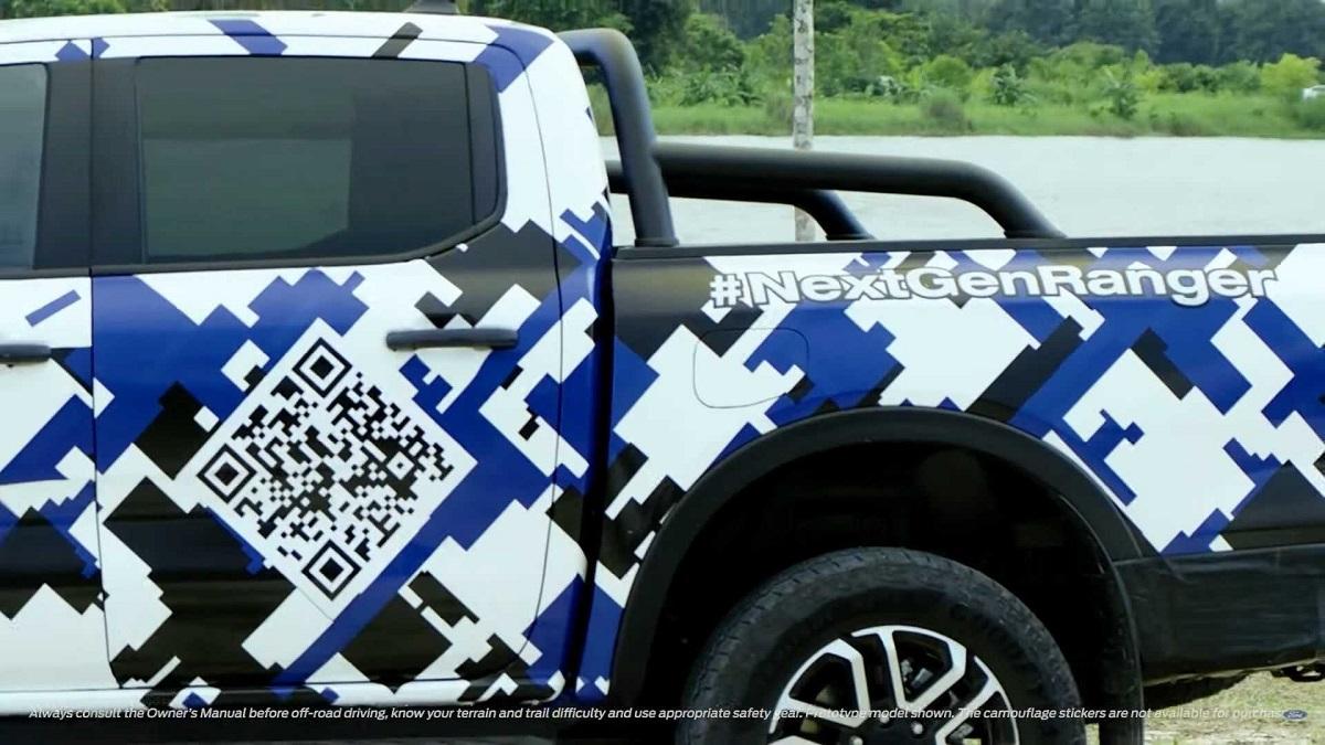 Ford Ranger 2022 2