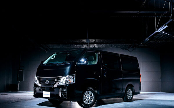 Nissan Caravan 2022