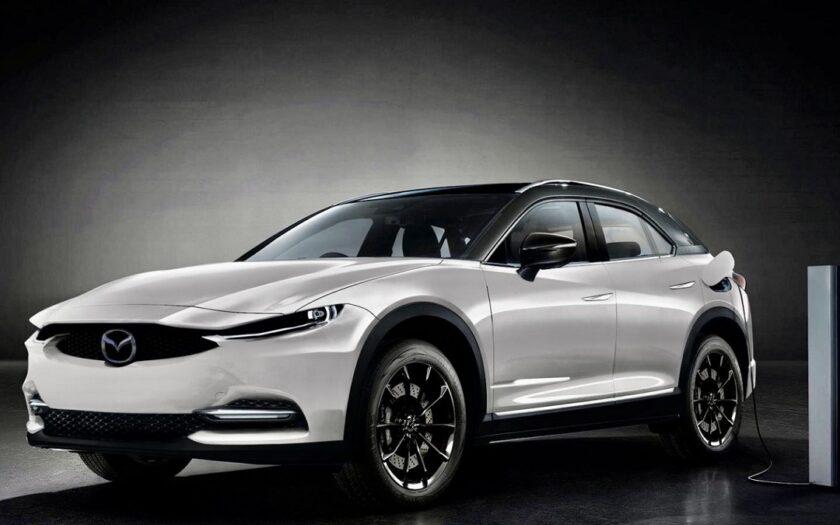 Новый кроссовер Mazda